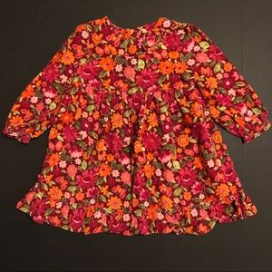Gymboree dress fall 3T